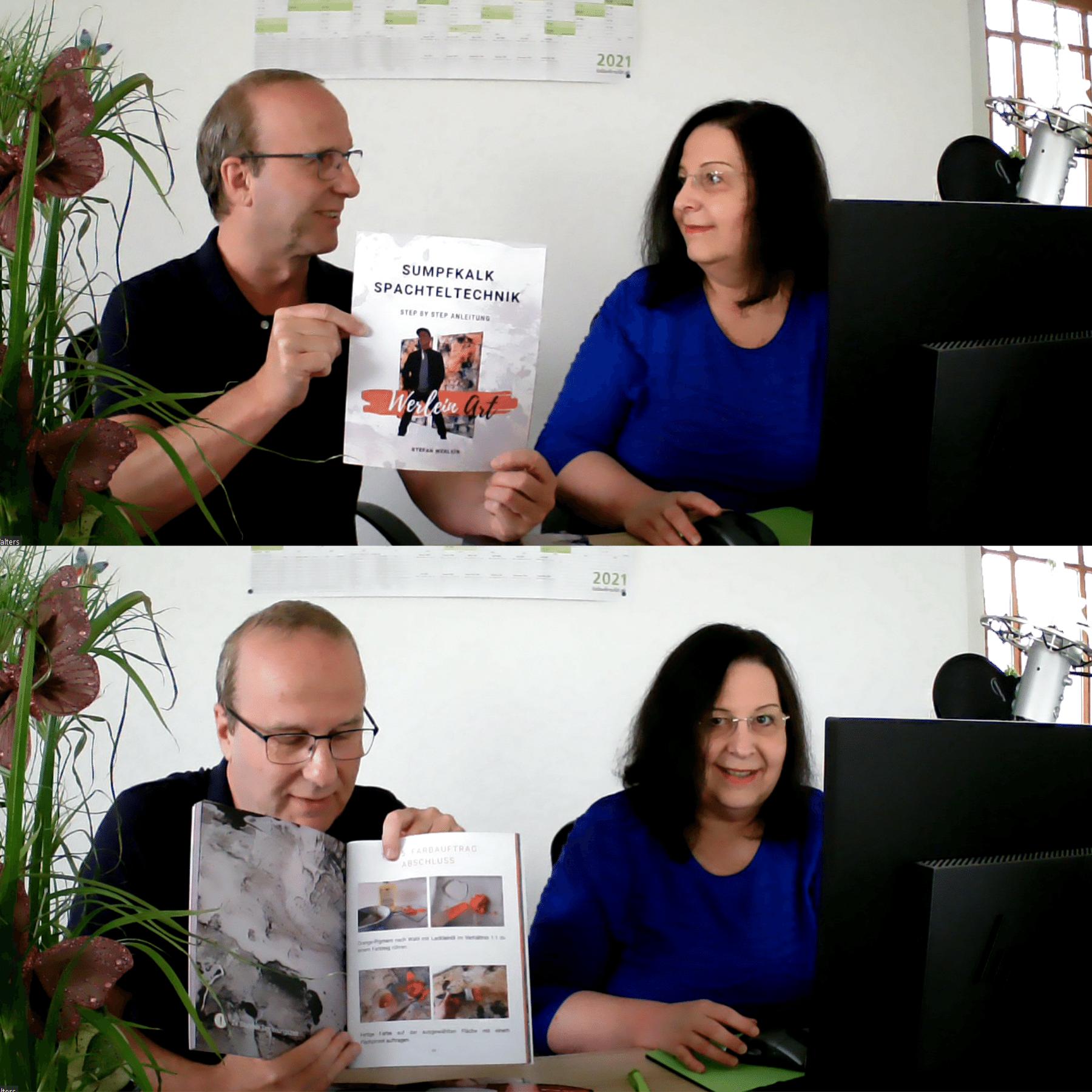 Stefan und Sabine V.I.P.-Tag mit Stefan